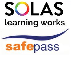 Solas Safe Pass Logo