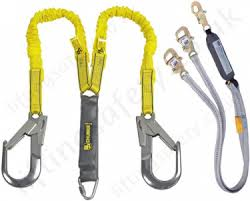 Working at height safety harness